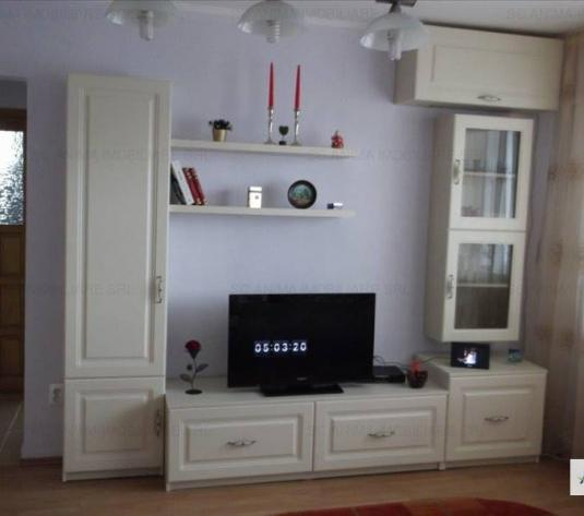 Apartament 3 camere pe strada Grigore Alexandrescu, finisat si mobilat