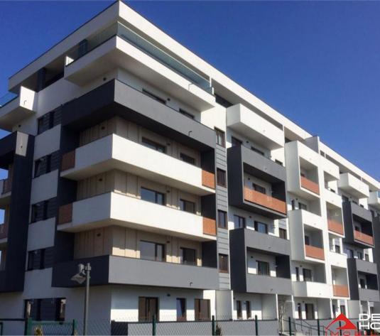 Apartament 3 camere, Europa, 76 mp utili, terasa 20 mp, etaj 2, semifinisat