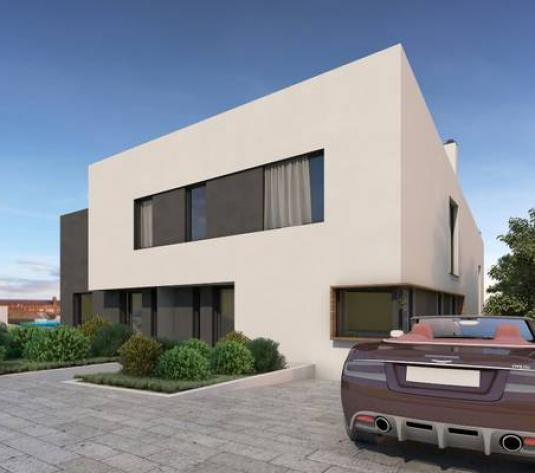 Duplex modern in cartierul Borhanci