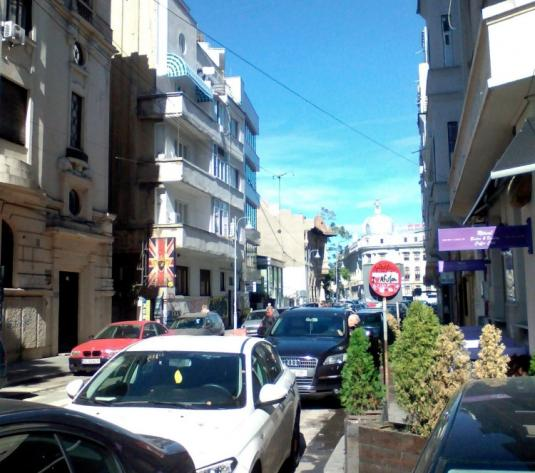 Spatiu parter Romana stradal