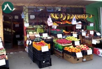 AFACERE legume-fructe + magazin proprietate