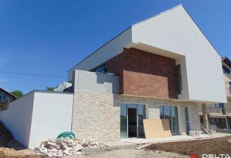 Duplex Dambul Rotund, 115 mp util, 350 mp teren, constructie atipica, finalizata