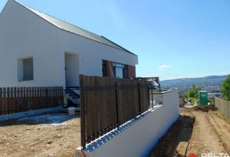 Duplex Dambul Rotund, 170 mp utili, semifinisat, constructie cu CF