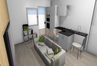Apartament 3 camere, semifinisat, 1100 euro/mp, Marasti!