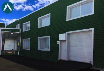 Duplex91 inchiriaza depozit frigorific cu birouri 580 mp pe str. Zizinului 106 A