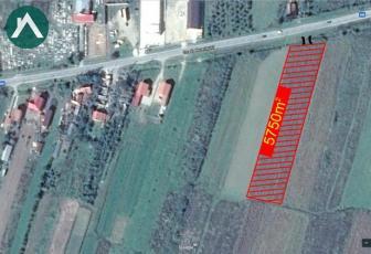 Teren Lugoj-Cu Potential de Dezvolare Rezidentiala sau Comerciala