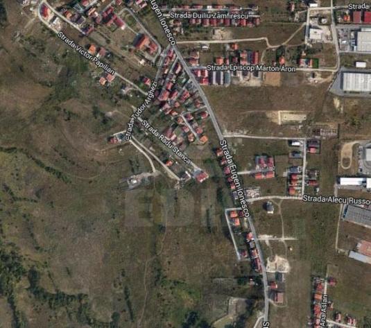 Teren de vânzare Cluj-Napoca, Europa