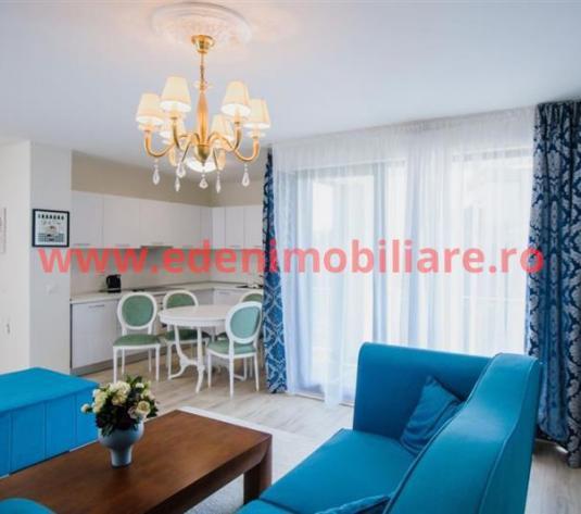 Apartament 4 camere de vanzare in Cluj, zona Gheorgheni, 151500 eur
