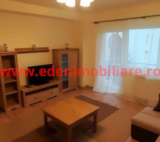 Apartament 2 camere de inchiriat in Cluj, zona Marasti, 420 eur