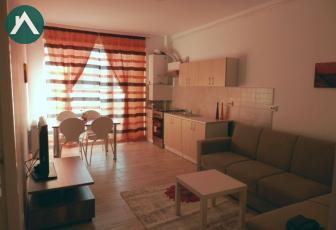 Inchiriez apartament nou(2017), central, mobilat si utilat