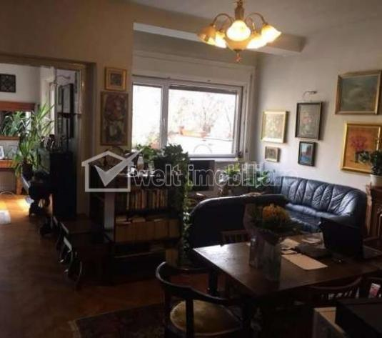 Apartament de vanzare, vila interbelica, 5 camere, 157 mp, Central!