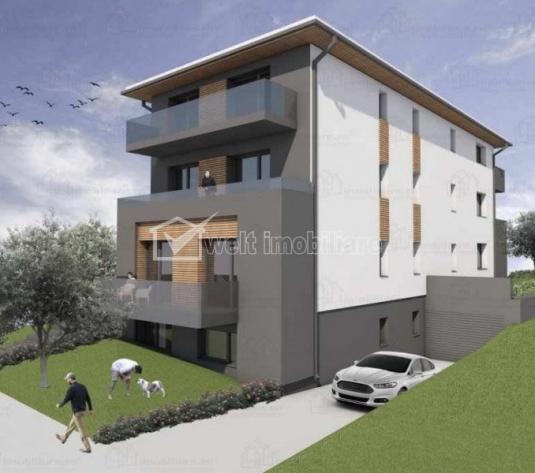 Apartament pe 2 nivele in vila, zona A Muresanu!