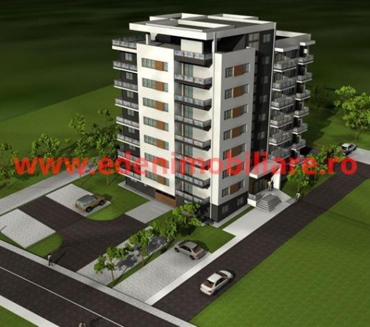 Apartament 2 camere de vanzare in Cluj, zona Baciu, 46000 eur - imagine 1