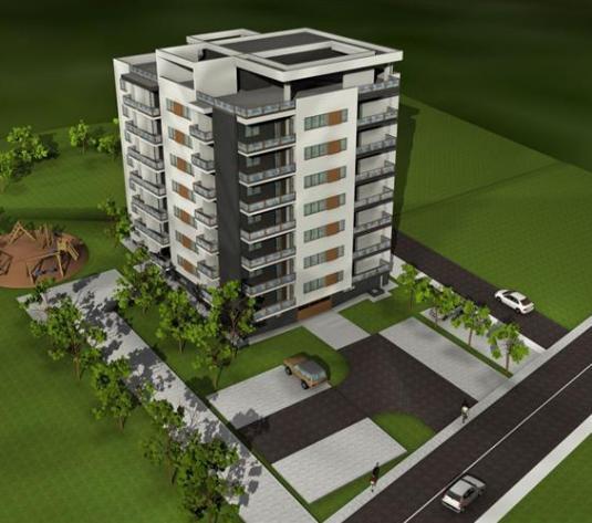 Apartament 3 camere de vanzare in Cluj, zona Baciu, 54400 eur