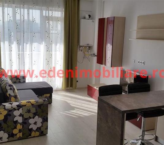 Apartament 2 camere de inchiriat in Cluj, zona Centru, 550 eur