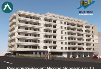 Apartament spatios direct de la dezvoltator,predare la cheie