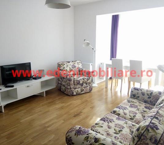 Apartament 2 camere de inchiriat in Cluj, zona Iris, 450 eur