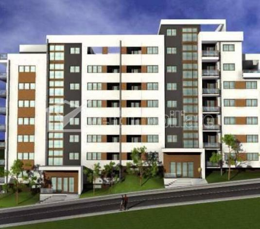 Vanzare apartament cu 2 camere + terasa, bloc nou, panorama