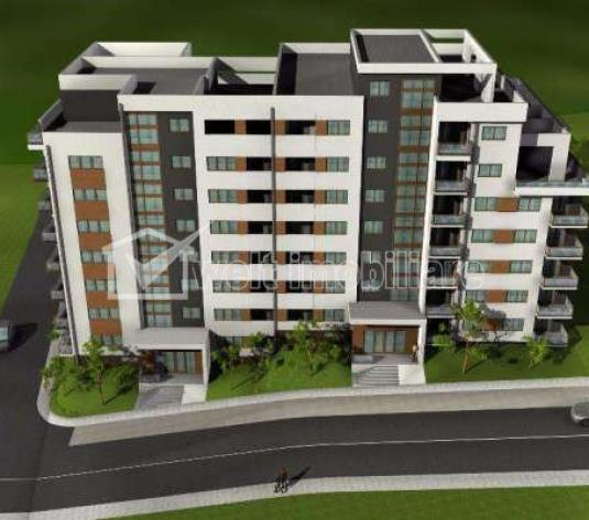 Vanzare apartamente cu 2 si 3 camere, etaj intermediar, Calea Baciului