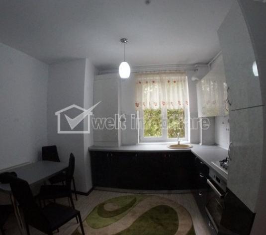 Apartament 2 camere, semidecomandat, 50mp utili, zona strazii Horea!
