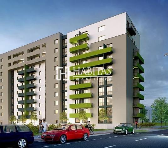 Proiect nou cu apartamente de 1,2 si 3 camere Iulius Mall - imagine 1