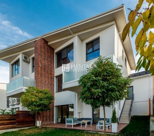0% comision, Casa spectaculoasa cu gradina, piscina interioara, garaj - imagine 1