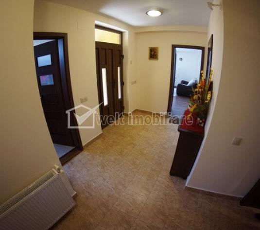 Casa individuala, 4 camere, 190mp utili, 230mp teren, zona Campului!