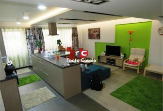 Apartament nou cu 2 camere, 60 mp, garaj, in Zorilor