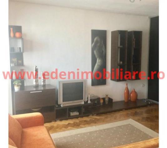 Apartament 1 camera de inchiriat in Cluj, zona Manastur, 64000 eur