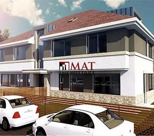 Vanzare Apartament 4 camere cu Gradina in Vila / Duplex in Floresti