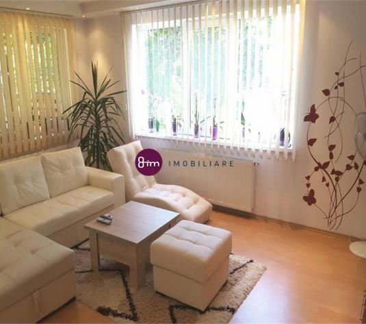 Vanzare apartament 3 camere, 92 mp, cu Garaj si 2 Parcari, zona strazii Alverna !