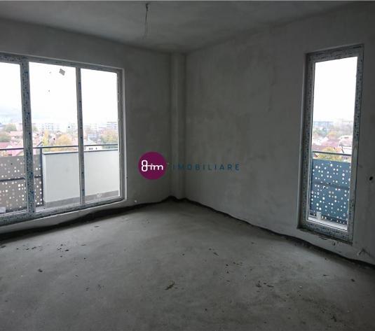Vanzare apartament 1 camera semifinisat, 43 mp, zona strazii Oasului!