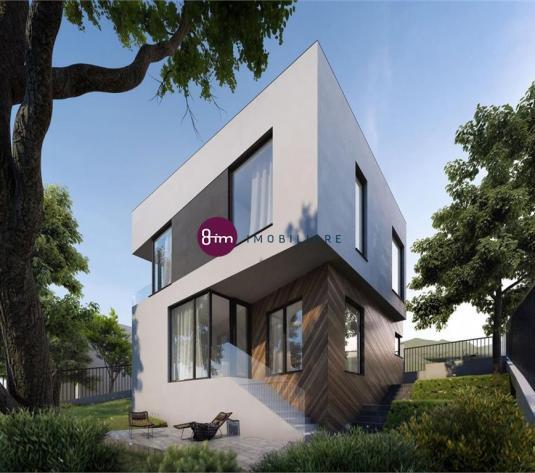 Vanzare casa individuala, 138 mp utili, 580 teren, zona Borhanci!