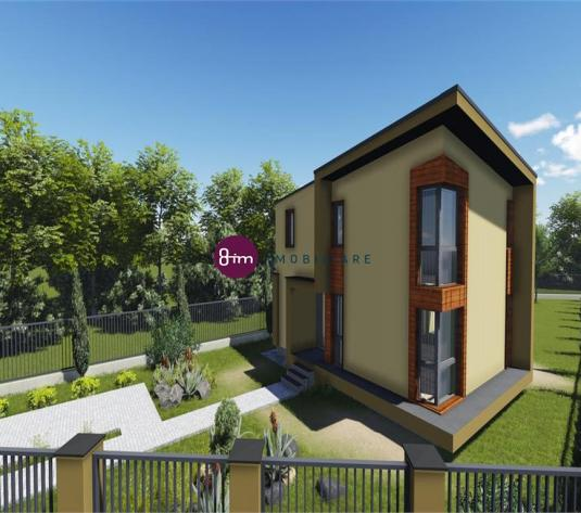 Vanzare Casa Individuala, 111 mp utili, 670 mp teren, zona Centura SUD