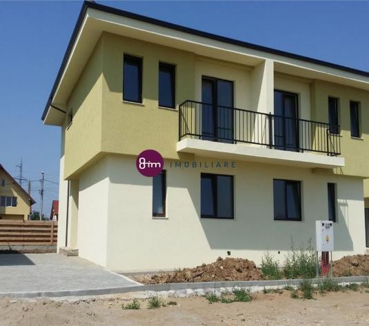 Vanzare duplex 120 mp utili, 225 mp teren, zona Floresti!