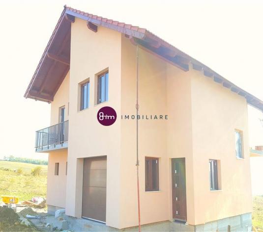 Vanzare casa individuala, 240 mp utili, 565 mp teren, zona Borhanci! - imagine 1