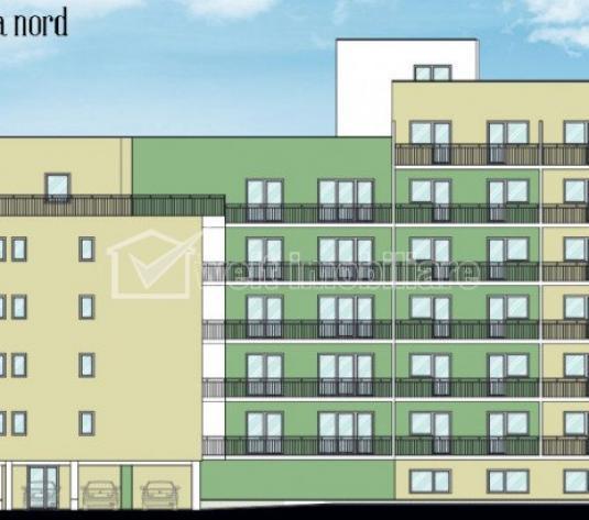 Apartament cu 2 camere, Calea Turzii, proiect nou