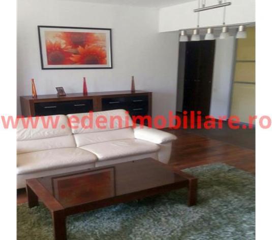Apartament 2 camere de inchiriat in Cluj, zona Plopilor, 600 eur