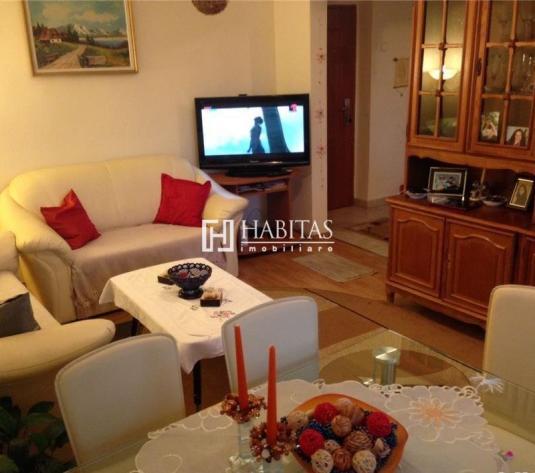 Apartament cu 4 camere, mobilat, etaj intermediar, Marasti