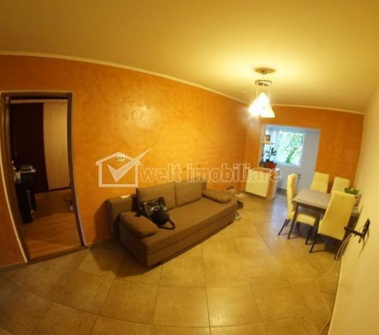 Apartament 3 camere finisat,mobilat, utilat in Marasti