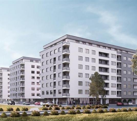 Apartament 1 camera de vanzare in Cluj, zona Someseni, 50600 eur
