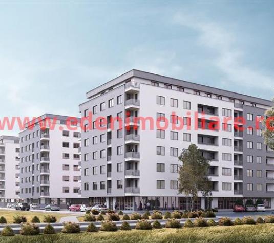 Apartament 3 camere de vanzare in Cluj, zona Someseni, 78518 eur