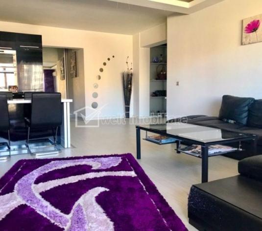 Inchiriere Apartament 3 camere, zona Calea Dorobantilor, imobil nou; garaj