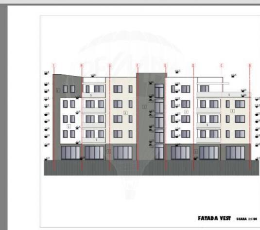 Apartament bloc nou în zona Marasti