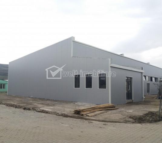 Hala - Depozit nou 2017, productie sau depozitare, zona Rompetrol Floresti
