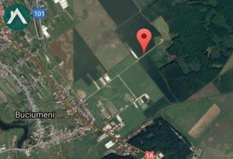 Investitie teren 14600 mp Buftea