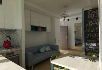 Apartament cu 2 camere Ultrafinisat zona Zorilor