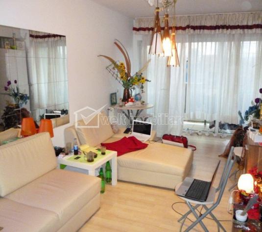 Apartament 2 camere de vanzare, strada Portelanului, 41 mp, cu balcon, mobilat