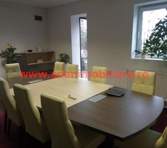 Spatiu de birou de inchiriat in Cluj, zona Zorilor, 3500 eur