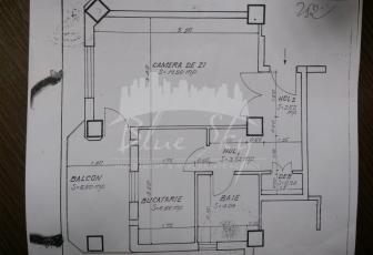 Exclusivitate,Spitalul Judetean,garsoniera 42mp,etaj 3/8,centrala gaz in Constanta - Zona Tomis I